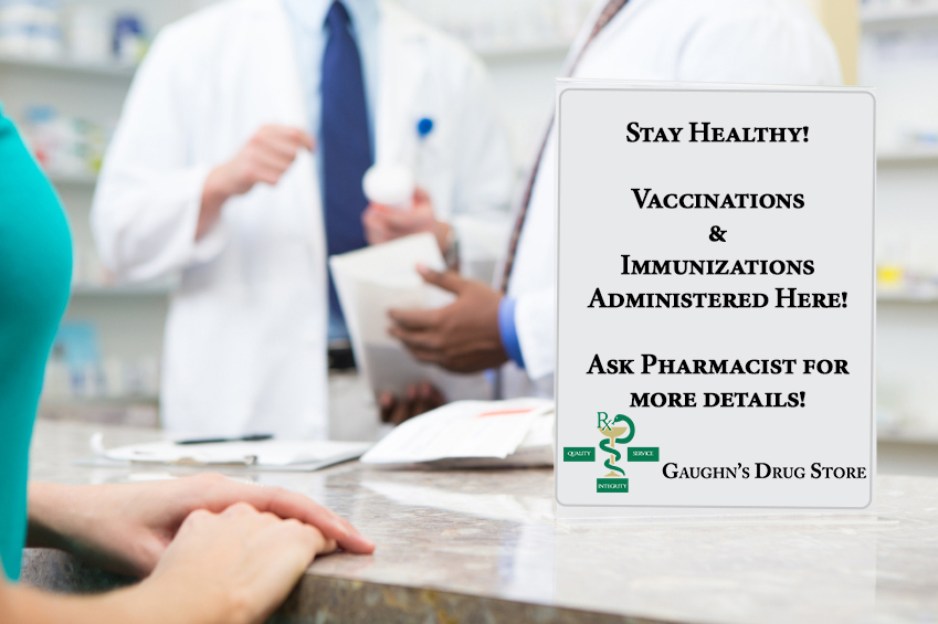 Pharmacy Vaccinations