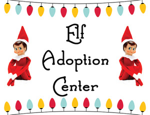 Elf Adoption Center